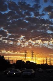 rowville sunset