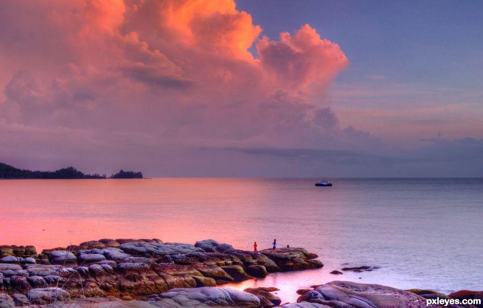 Borneo Bright