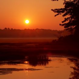 SunriseOveraSaltMarsh