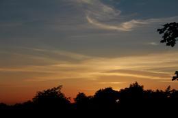 SunsetSilhouette