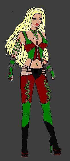 Lady Snake