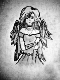 wingedbeautyampadeathstare