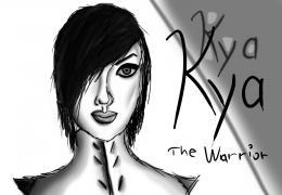 Kya the Warrior