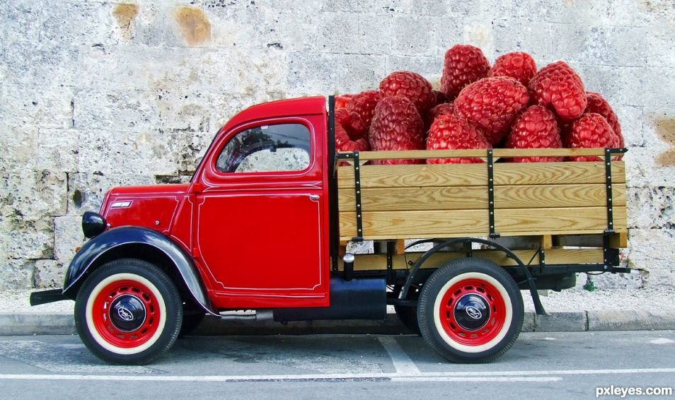 Raspberry Delivery