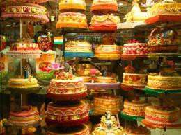 DEVIL CAKE SHOP!