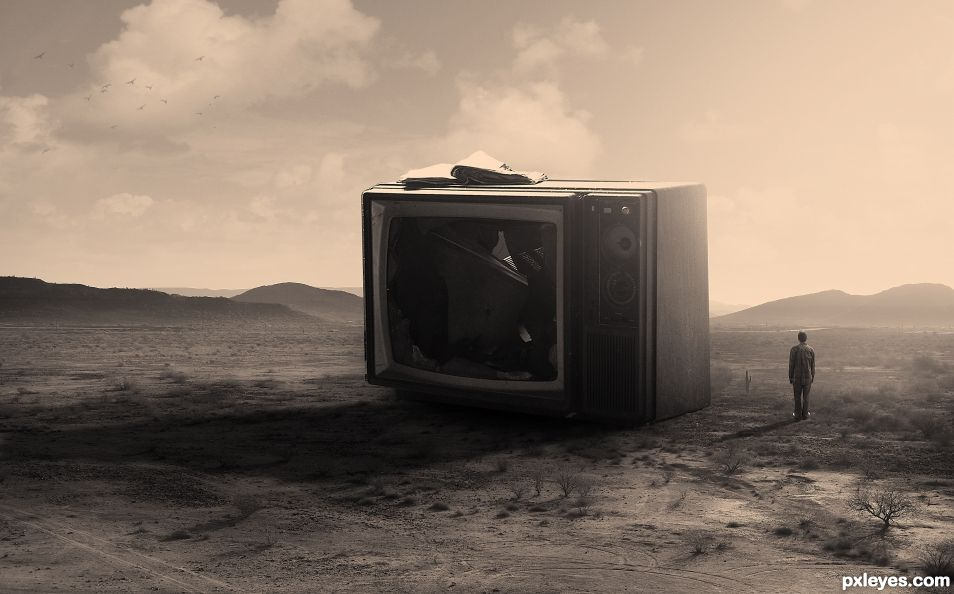 tv and surrealism