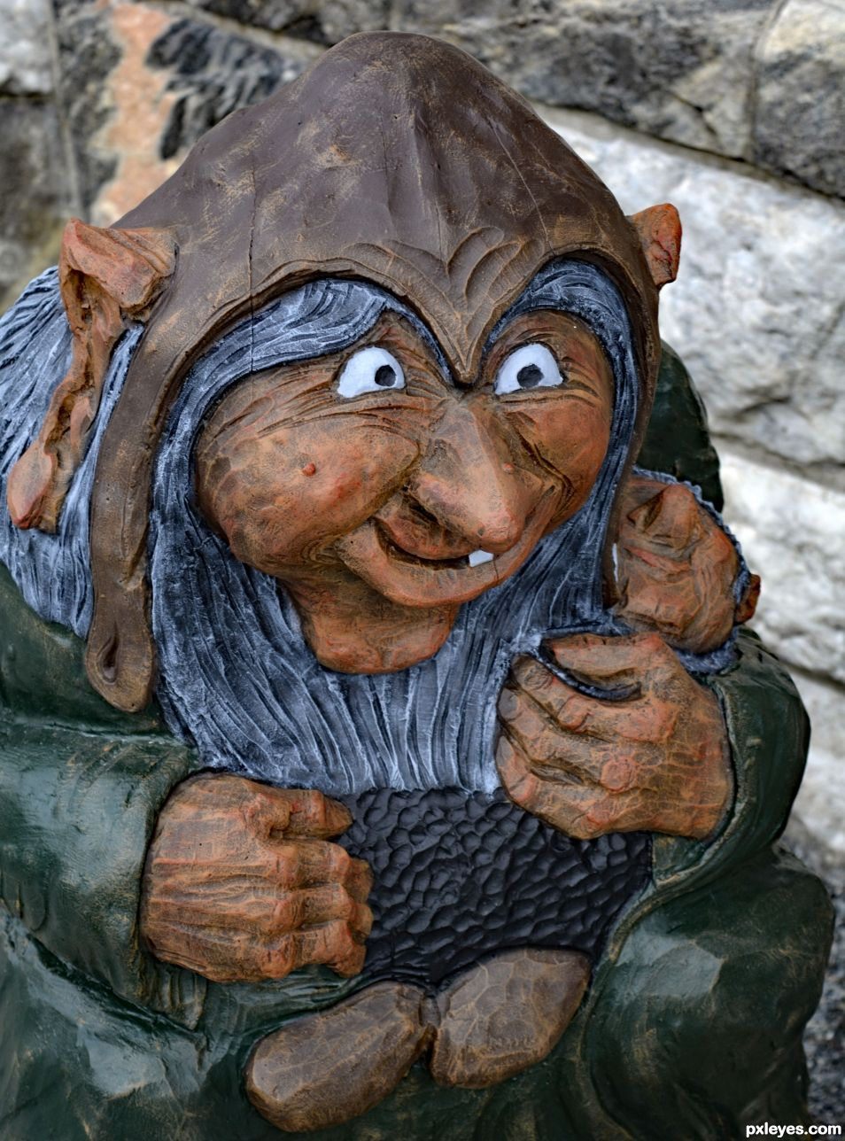 T is for Troll