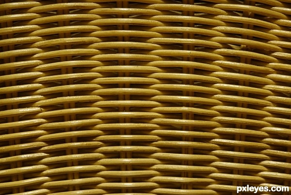 Rotan weaving