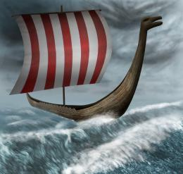 Viking Longship Picture