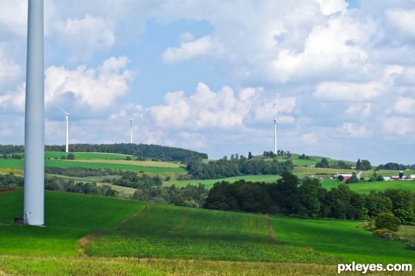 Green Fields, Green Power