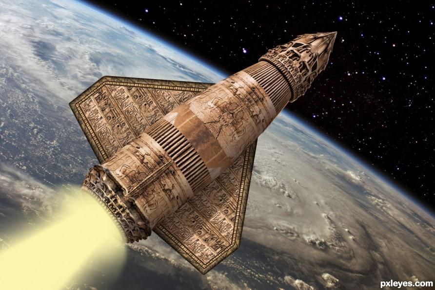 Ancient Astronauts 2630 BCE