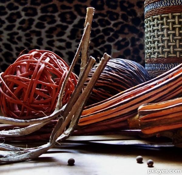 African textures