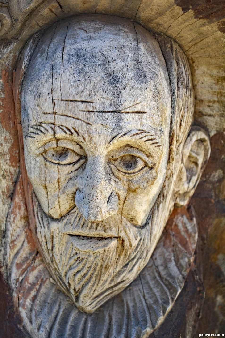 Why the Wooden Face
