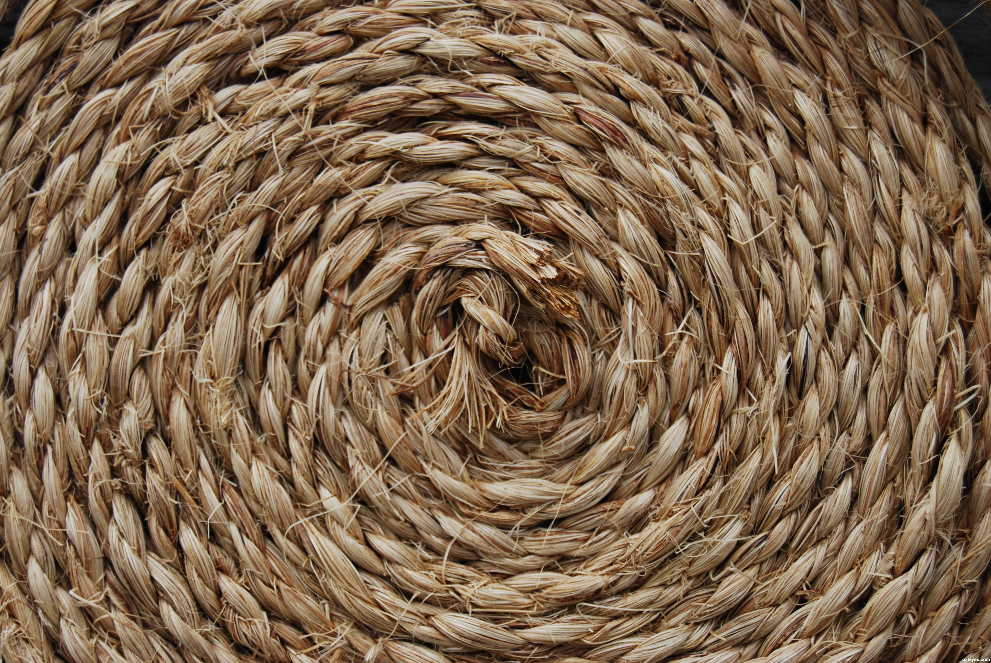 Rope Coil Picture By Chaplain For Textures Photography
