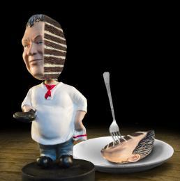 Chef Dessert Picture