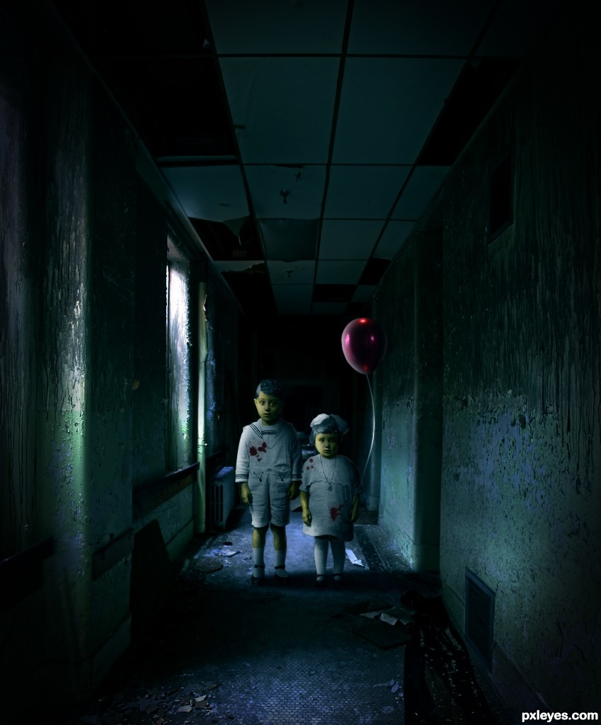 Dark Room: Creepy Picture, By Tnaylor21286 For: The Dark Room
