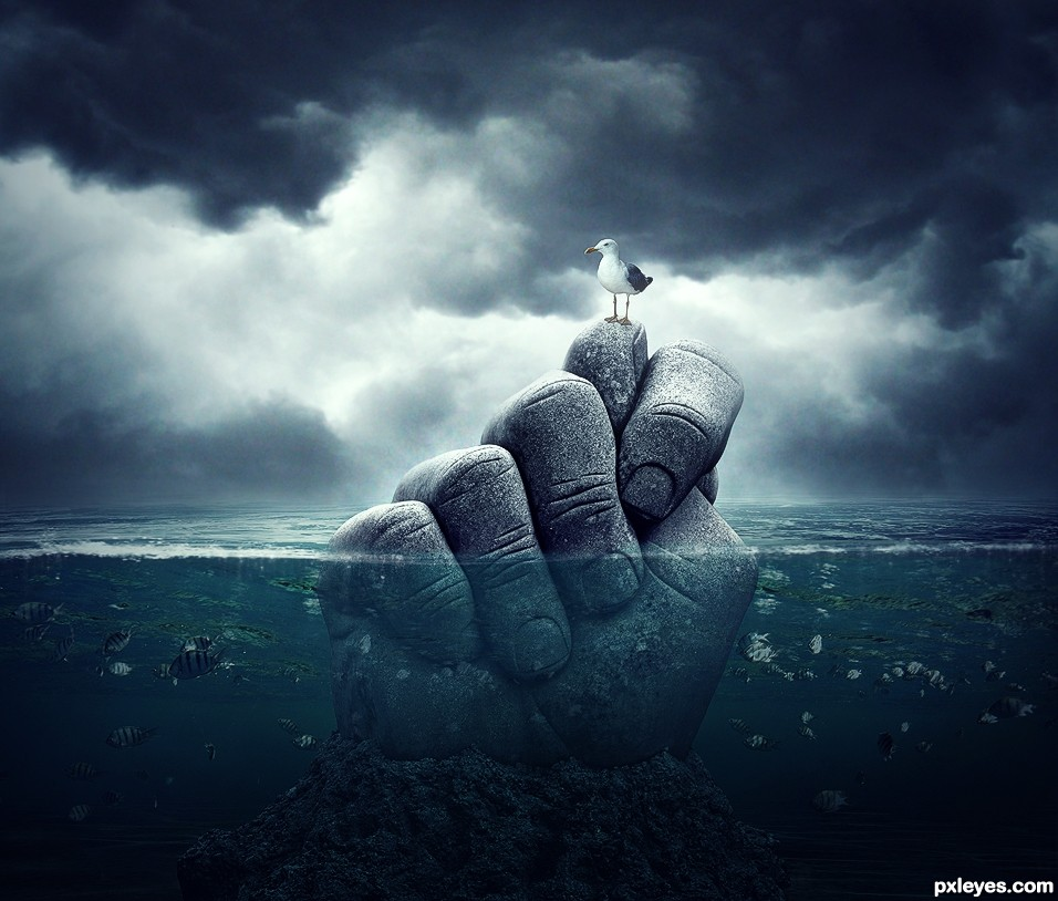 The Storm Is Coming Picture By DanielaOwergoor For The