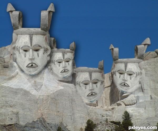 Mount Mask