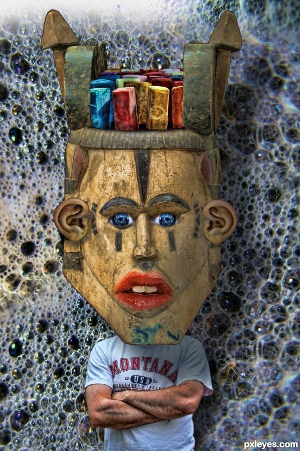 Soap Man from Montana