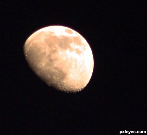 Take me to the moon...