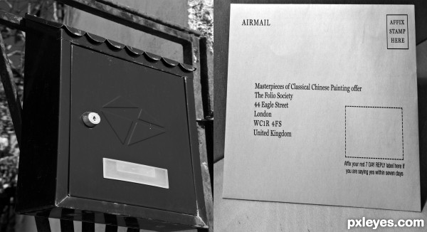 Hey, Mr. Postman...