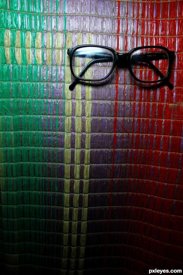 Grandmas Specs n Floormat