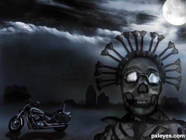 Helter Skelter Rider
