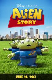 Alien Story Picture