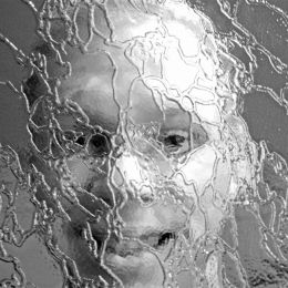 Anomalous glass
