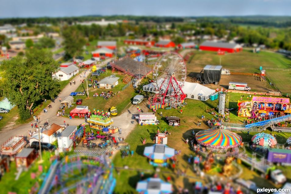 Renfrew Agricultural Fair