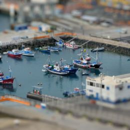 SmallharbourintheCanaryIslands