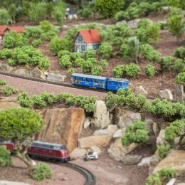 Model Railroad Picture