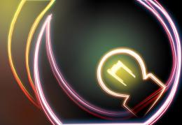 Glowinglightbulb
