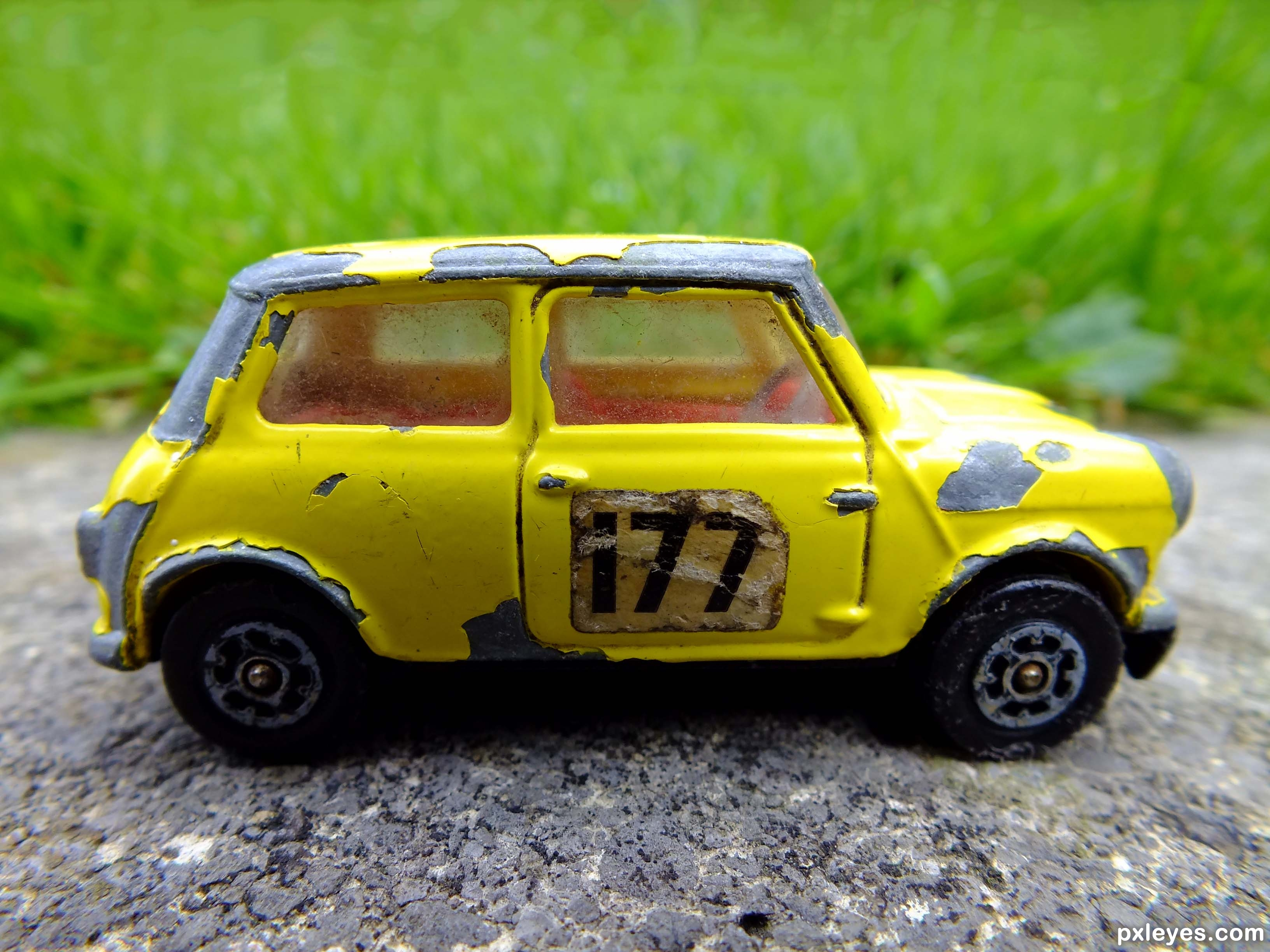 Corgi Toy Car Picture By Taff For Timeless Toys Photography