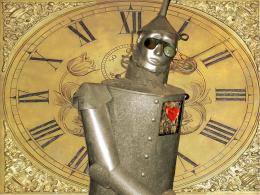 Steampunk Tin Man