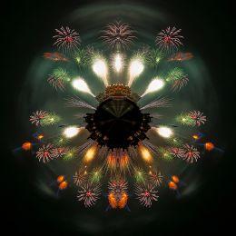 Sparkling World