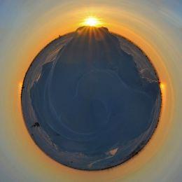 Sunsetplanet