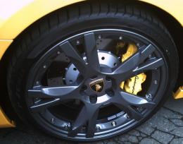Expensive Tyre