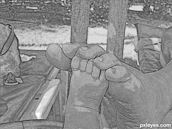 i foot you