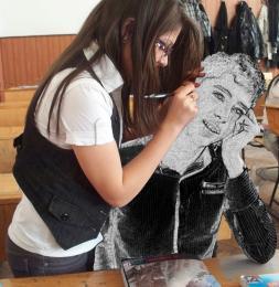 Sketch that...