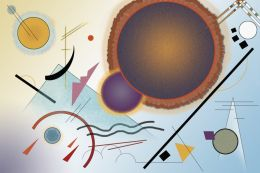 Homage to Kandinsky Picture
