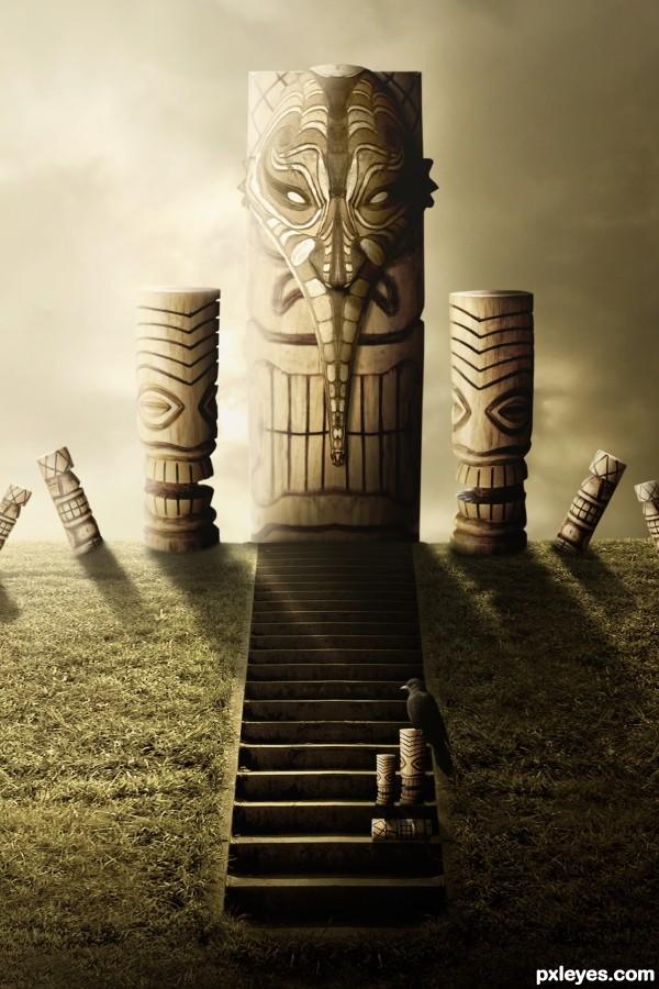 The Totem Altar