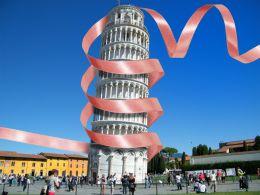 Ribbon Wrap Pisa