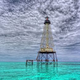 Alligator Reef lighthouse Picture