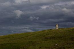 Doonagore Tower, Doolin (Ireland)