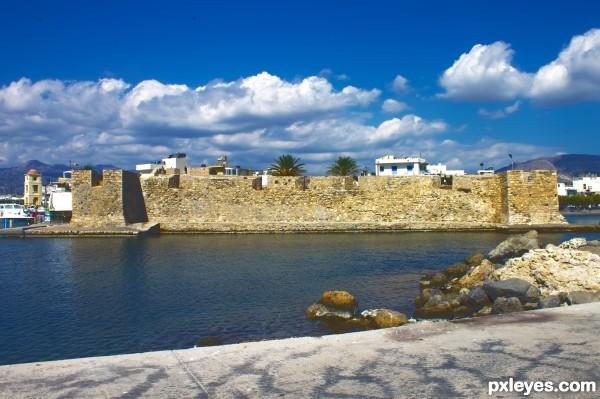 Kales Castle