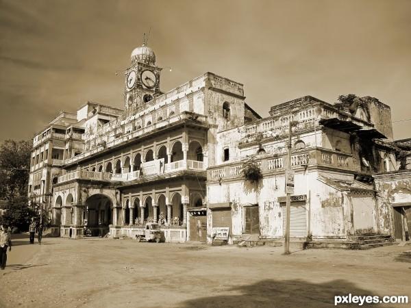 Moti-Mahal (Pearl-Palace)
