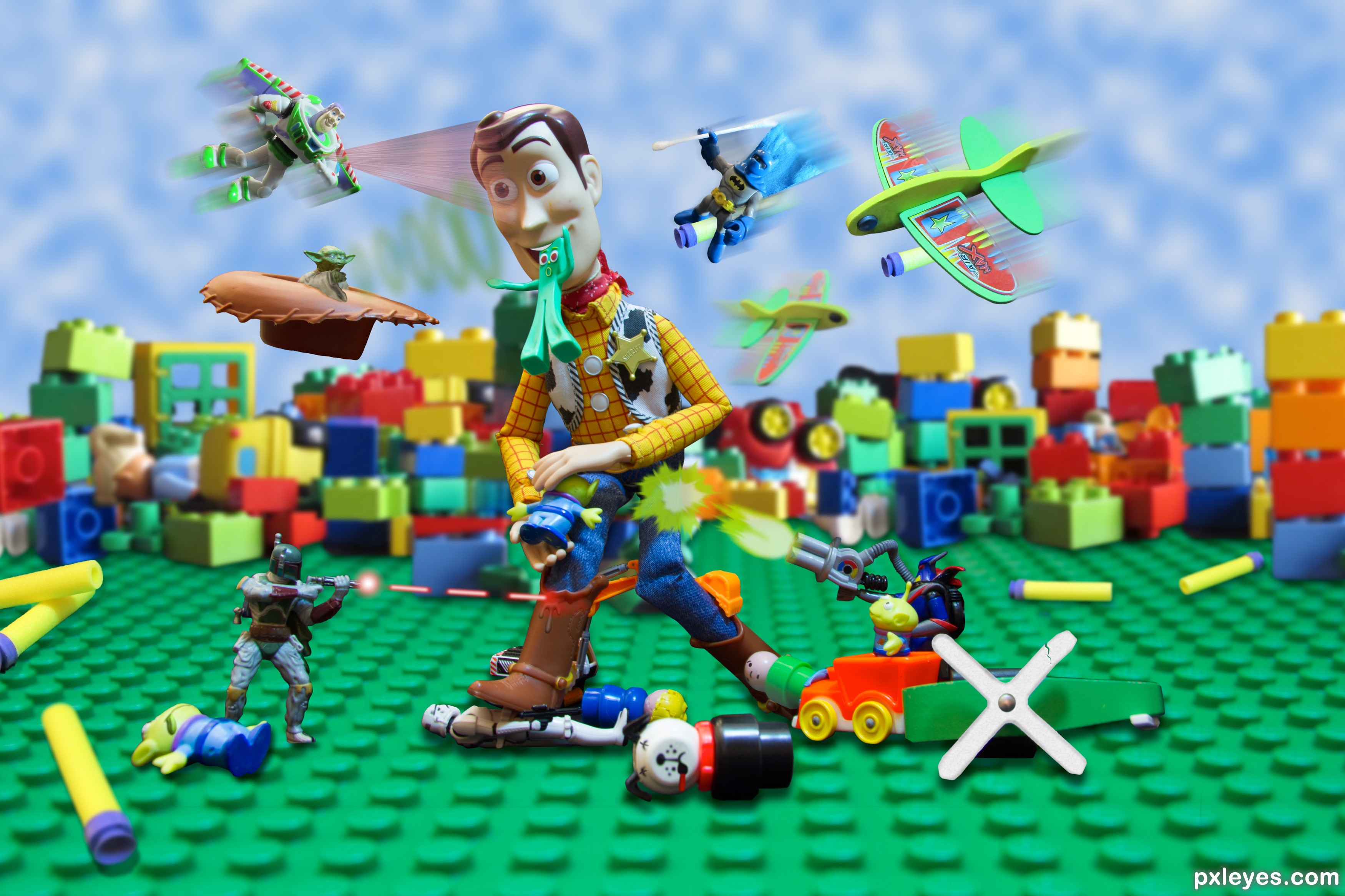 Australia's best toy shops and online toys store for LEGO, Sylvanian Families, Schleich, Fisher Price, NERF and much more.