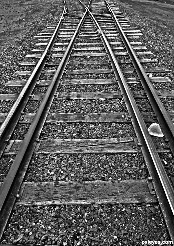 MonoChrome Rails