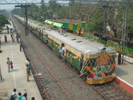daily passanger rail